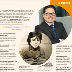 James Spencer: Fuel Oil News Profile